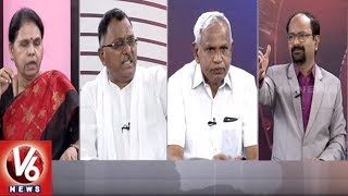 Special Discussion On Committee Over TS Intermediate Results 2019 | Good Morning Telangana | V6 News