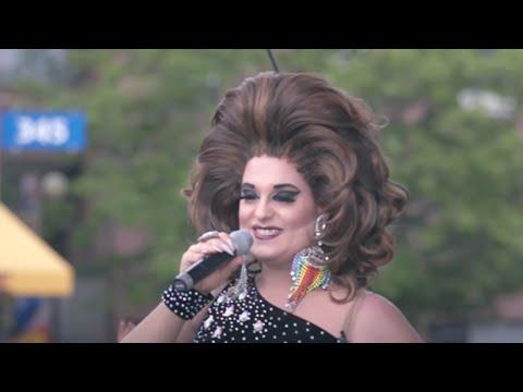 #ShowUp Stories: Anthony (a.k.a Jacqueline) | Providence, RI