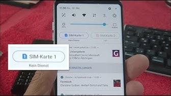 SIM Karte aktivieren nach Rufnummermitnahme. Problem Gelöst Neustart PremiumSIM T-Mobile