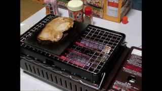 炉ばた大将での溶岩プレート焼き肉です。 部屋で本格焼き肉しても、ゆっ...