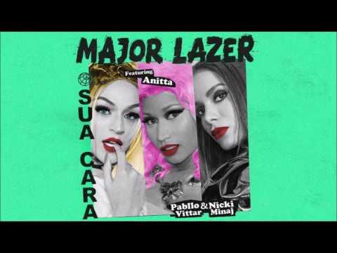 Sua Cara - Major Lazer Feat. Anitta, Pablo Vittar & Nicki Minaj