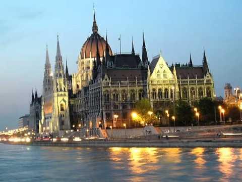 Виза в Венгрию.