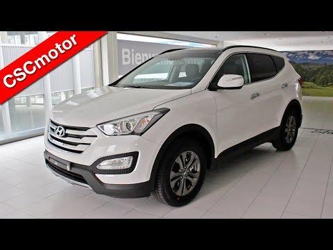 Hyundai Santa Fe 2014 Revisin en profundidad y encendido