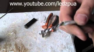 Сварка алюминиевых проводов. / Welding aluminum wires.(, 2015-04-02T05:17:14.000Z)