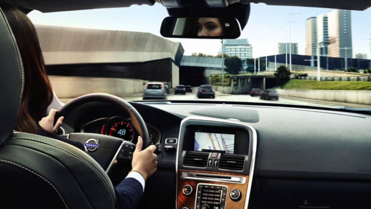 2015 Volvo XC60 Vs. Infiniti QX50