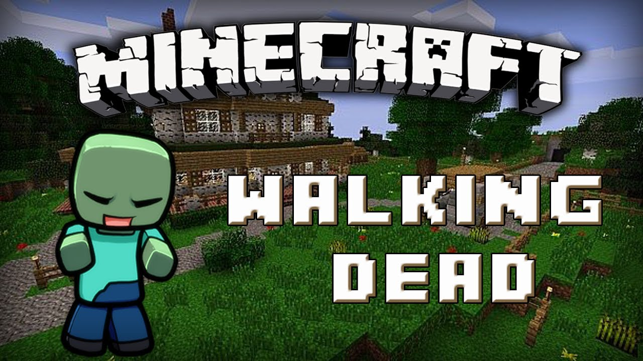 """The Walking Dead"" Adventure Map - Maps - Minecraft Forum"