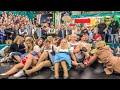 Damen Fahrt Teufelsrad Oktoberfest München 2019 / 2. Wiesn Freitag / Crazy Girls / Women's round