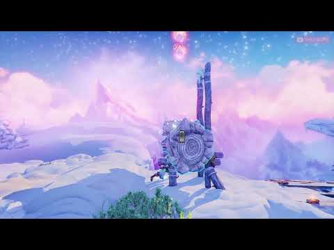 Trine 4   The Nightmare Prince - Act I - 1. A Wintery Morning |