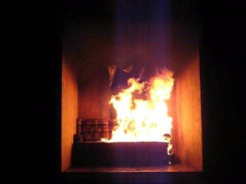 Living Room Fire Demo Youtube