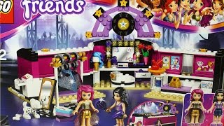 Pop Star Dressing Room / Garderoba Gwiazdy Pop - Lego Friends - 41104 - Megadyskont.pl