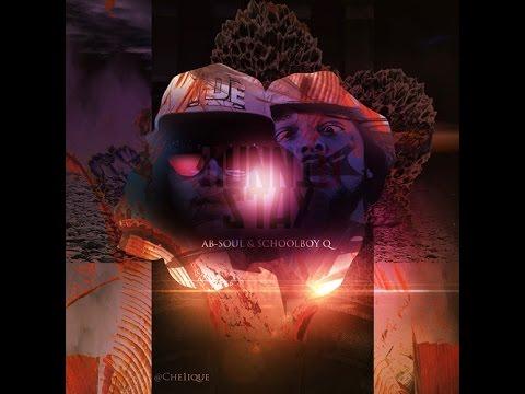 Ab-Soul - Hunnid Stax Ft. ScHoolboy Q (Instrumental Prod. Ya$i)