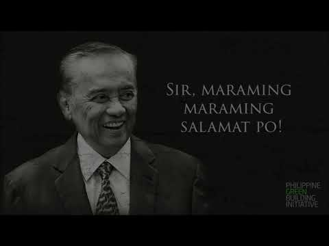 PGBI's Tribute to Sen. Heherson Alvarez