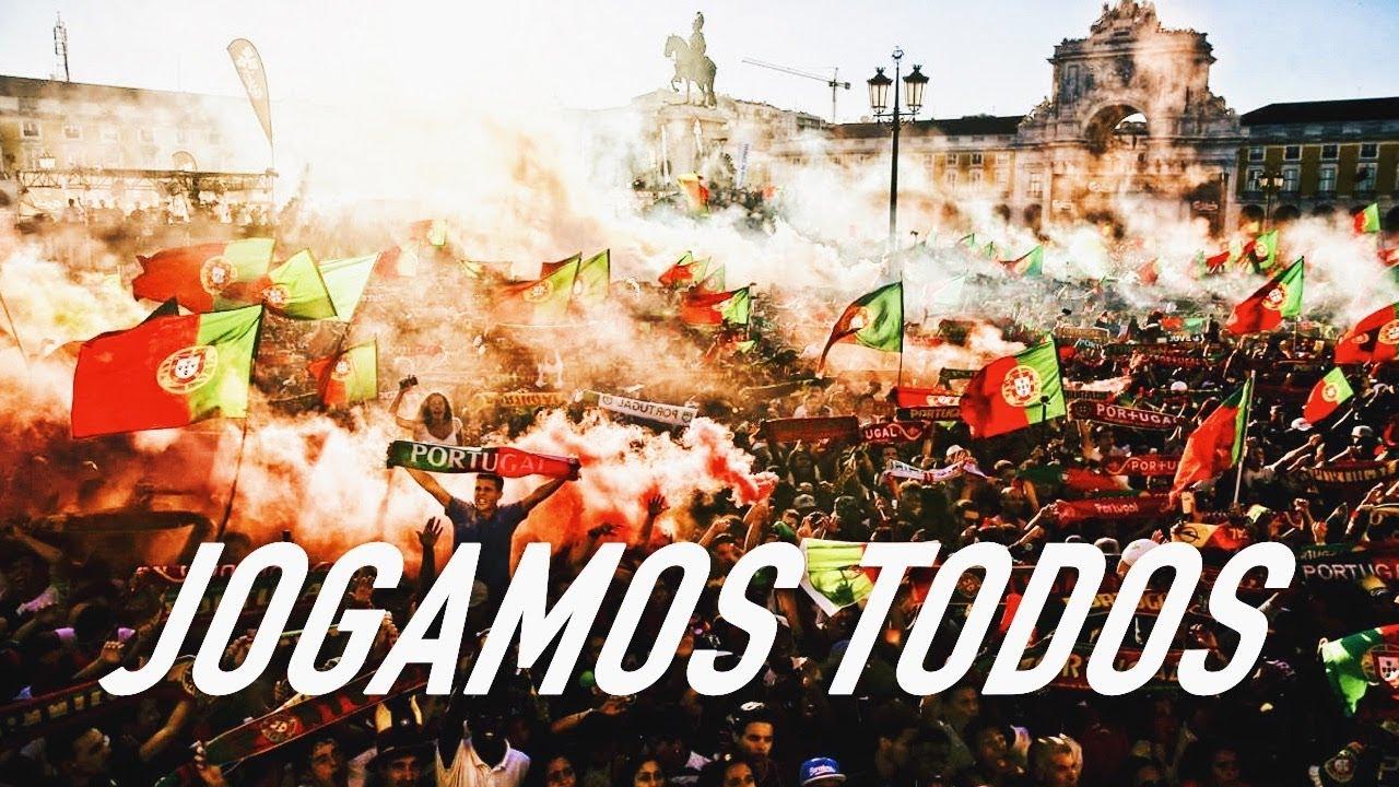 Portugal - Jogamos Todos! (Mundial 2018)