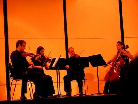 Carducci String Quartet (Philip Glass, 'Mishima')