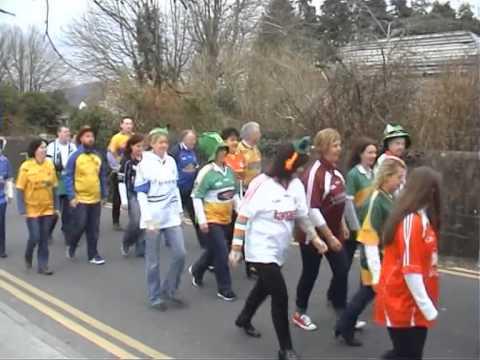 St Patricks Day parade Foxford Co Mayo 2014 Part 1