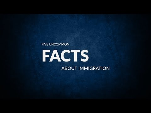 5 Uncommon Facts on Immigration