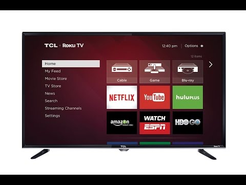 Roku TV vs Roku 3 - User Experience Test
