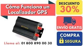 Como Funciona un Localizador GPS - Venta de GPS en Mexico - Video en Español