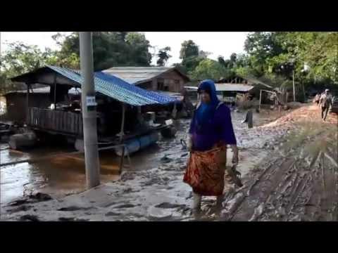 Pasca Banjir di Temerloh - Misi Bantuan Banjir di Kampung Badok