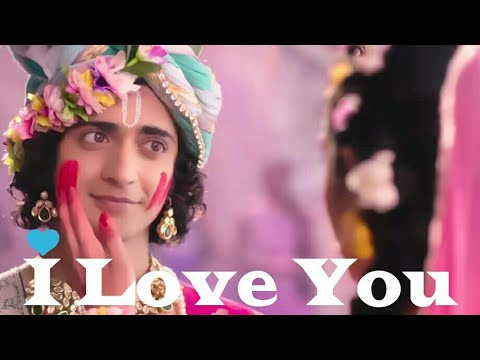 I love you - Best love whatsapp status video || Radhe ...