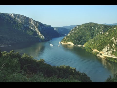 BARGING THROUGH EUROPE - Episode 10 - The Danube