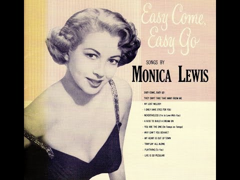 Monica Lewis - I Only Have Eyes For You