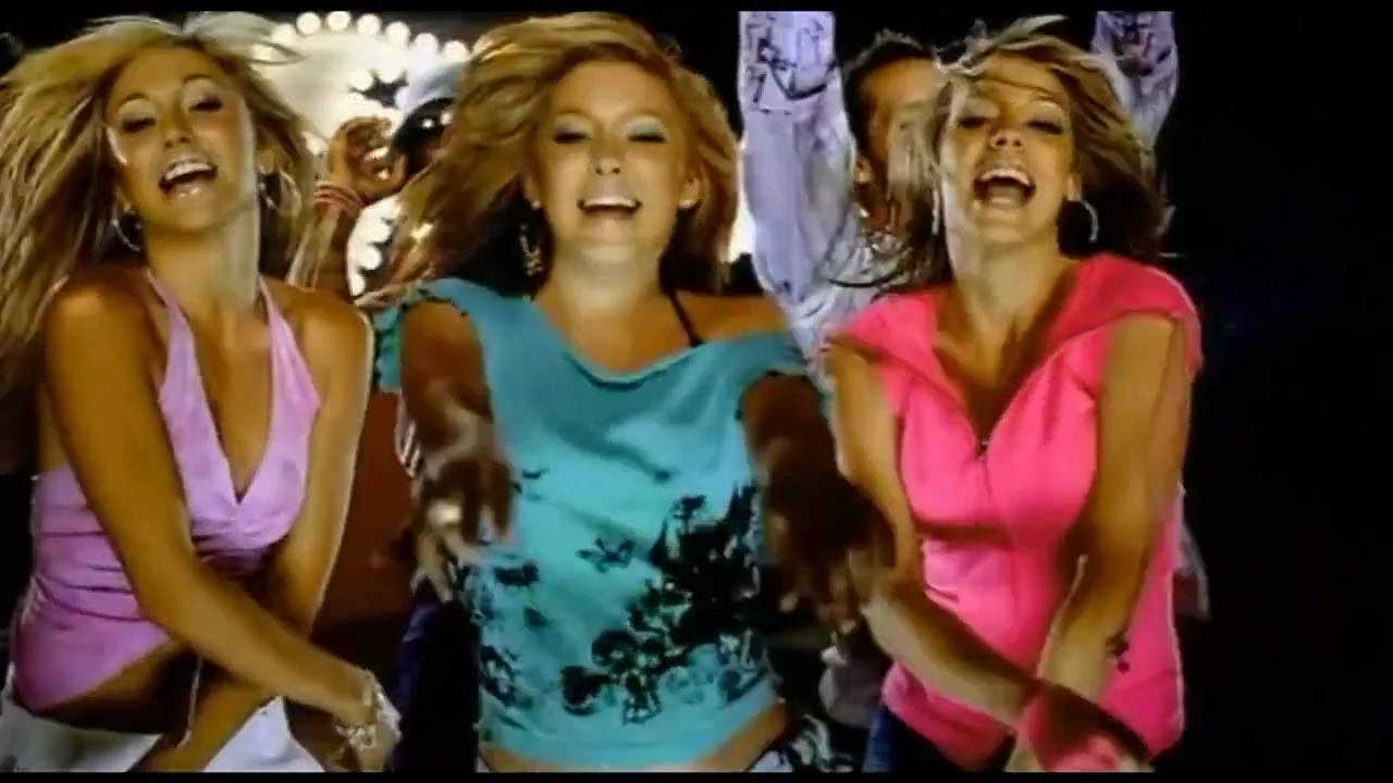 Atomic Kitten - The Tide Is High (Official Music Video HD ...