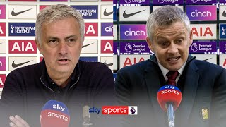 Jose Mourinho hits back at Ole Gunnar Solskjaer in BIZARRE must-watch interview!
