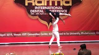 AWARI (Ek Villain)   contemporary dance choreography   Duet by Nayan & Ritika