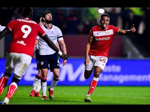 Highlights | Bristol City 2-1 Bolton Wanderers (FA Cup)
