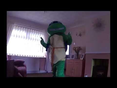 Teenage Mutant Ninja Turtle Promo