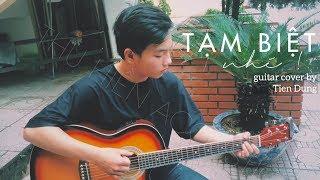 Tạm Biệt Nhé - Lynk Lee ft. Phúc Bằng guitar cover by Club guitar Xuan Mai