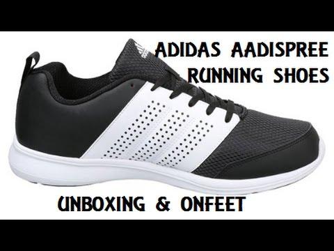 adidas adispree m scarpe (unboxing & onfeet) hindi su youtube