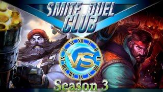 Zhong Kui vs Ullr - Duel Club 1v1 - Smite
