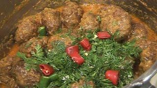 """"""" Malai Kofta Beef """" Bajias Cooking"""