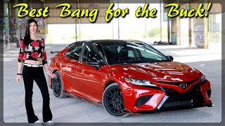 One Hell of a Daily Driver!! // 2020 Toyota Camry TRD Review