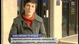 TV Avala strajk zatvorena vrataB92.mpg