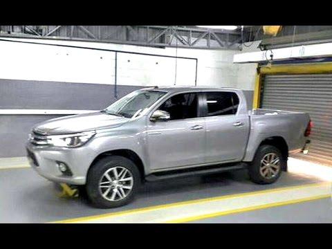 Toyota Hilux Revo 2016 พร้อมราคาทุกรุ่น