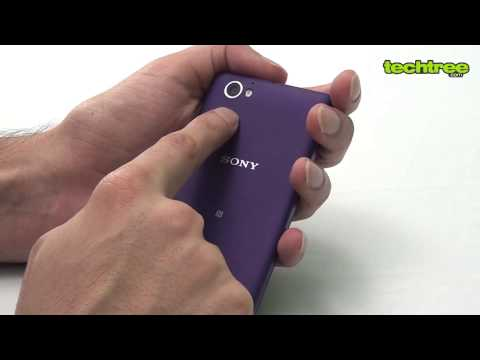 Sony Xperia M Unboxing, Hands On