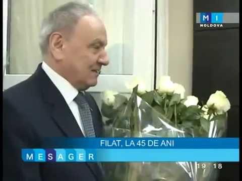 Vlad Filat la 45 de ani