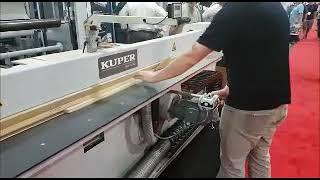 Станок для прифуговки и резки шпона FSH 3120 (3520/4200) Kuper