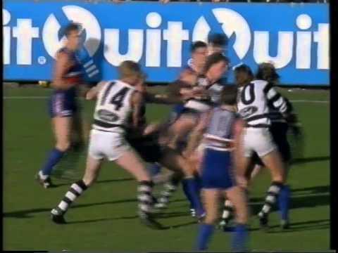 FNWB.com.au - 1994: Round 17, Footscray v Geelong  Q3