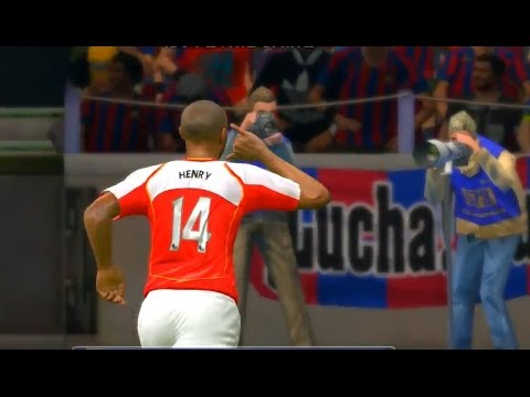 Thierry Henry Best