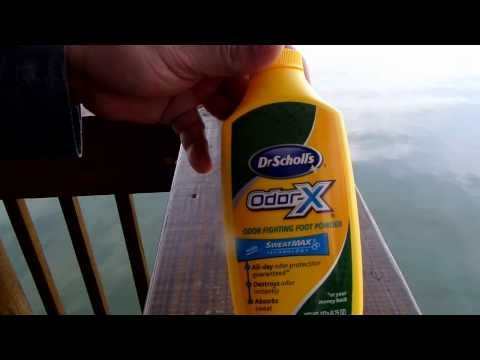 Dr Scholl's Odor-X Foot Powder – ONE MINUTE REVIEWS