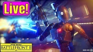 DOUBLE XP WEEKEND TIME! Star Wars Battlefront 2 Capital Supremacy PC ULTRA   SWBF2 Update   BF2