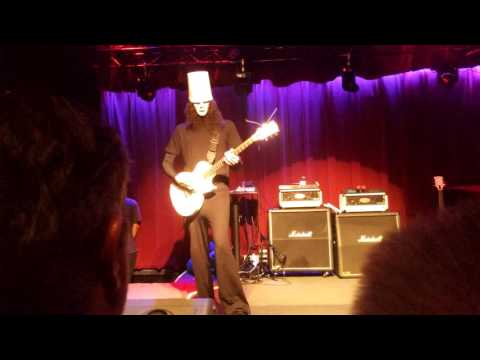 "Buckethead - ""Big Sur Moon"" (Live) (9/24/2016)"