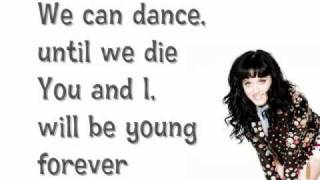 Katy Perry-Teenage Dream (HQ Full Song + Lyrics)