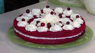 Что готовим - Торт Красный бархат