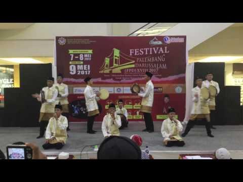 Hadroh Jami'atul Qurro' Palembang Juara Festival 2017