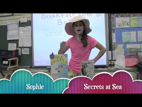 Mr. Paradise'S Class Cereal Box Book Report Commercials Part 1